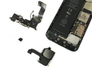 iPhone 5 dock connector vervangen