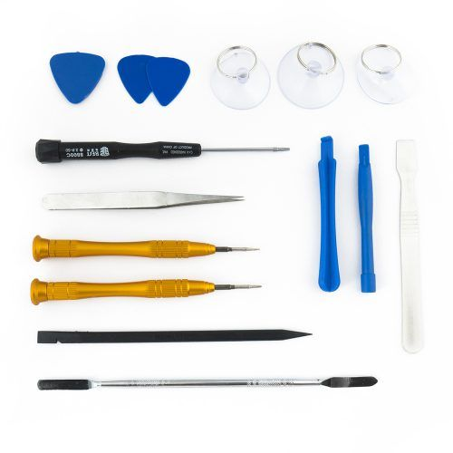 iPhone reparatieset 15 in 1-1