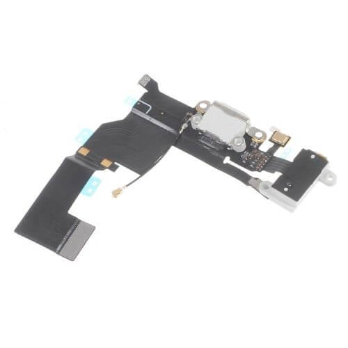 iPhone SE dock connector van de voorkant