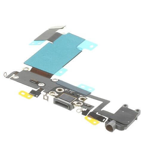 iPhone 6s plus dock connector donker grijs