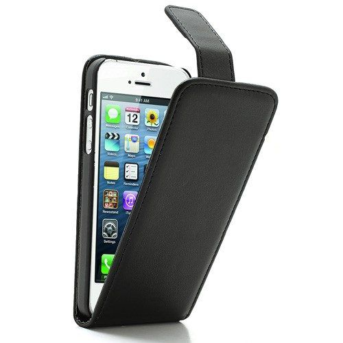 PU leren slipcase iPhone 5 / 5s / se