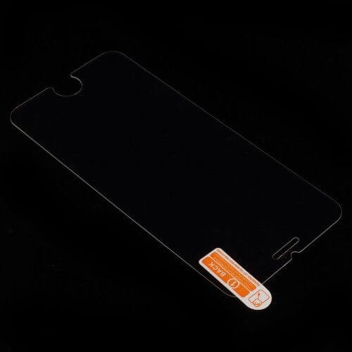 iPhone 7 plus tempered glass liggend