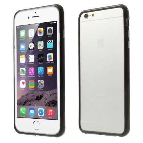 TPU bumper iPhone 6 plus / 6s plus zwart