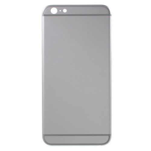 iPhone 6 achterkant space grey