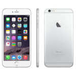 Refurbished iPhone 6 zilver 16 gb