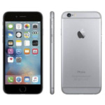Refurbished iPhone 6 zwart 16 gb