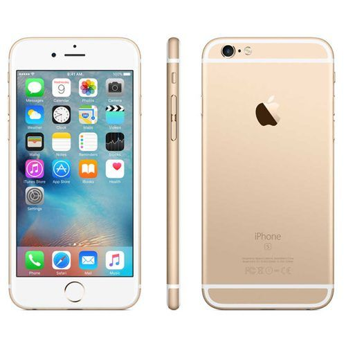 Refurbished iPhone 6s goud 16GB