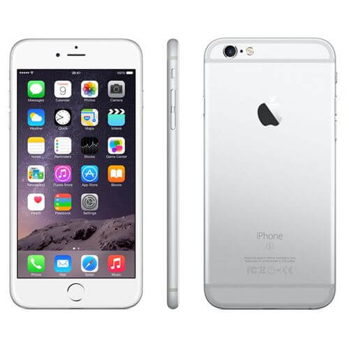 Refurbished iPhone 6s zilver 16GB
