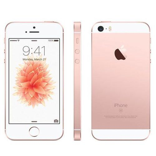 Refurbished iPhone SE rosegoud 16GB