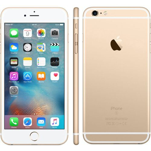 Refurbished iPhone 6s plus goud 16GB