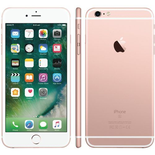 Refurbished iPhone 6s plus rosegoud 16GB