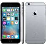 Refurbished iPhone 6s plus zwart 16 gb