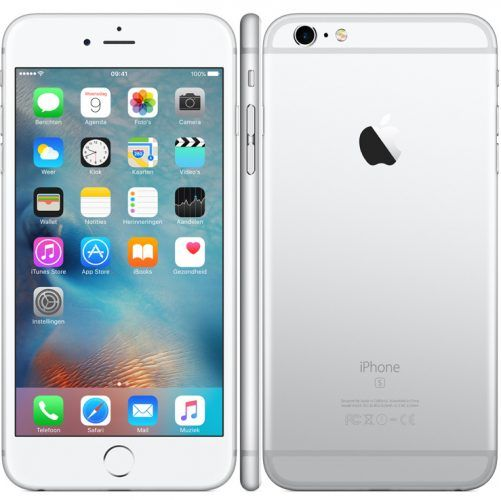 Refurbished iPhone 6s plus zilver
