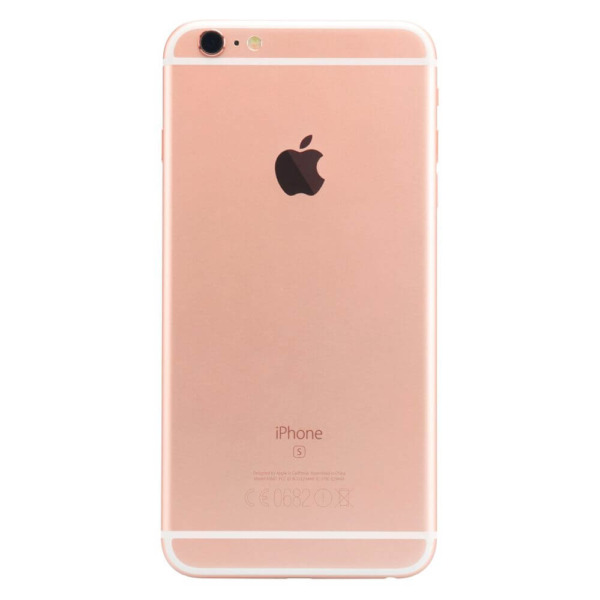 Refurbished iPhone 6s plus achterkant rosegoud