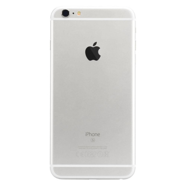 Refurbished iPhone 6s plus achterkant zilver