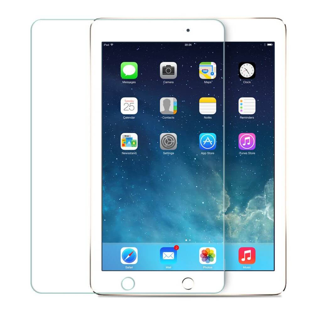 Afbeelding van iPad 2017 tempered glass