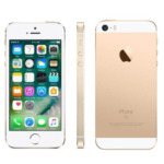 Refurbished iPhone SE goud 16 gb