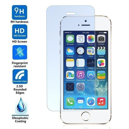 iPhone 5 tempered glass ultra