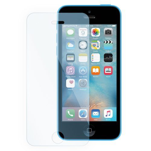 iPhone 5c tempered glass ultra