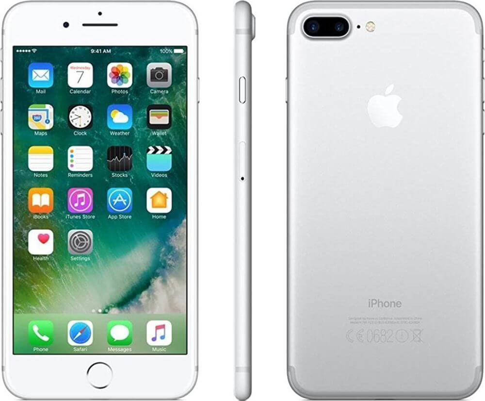 refurbished iphone 7 plus zilver 32 gb kopen. Black Bedroom Furniture Sets. Home Design Ideas