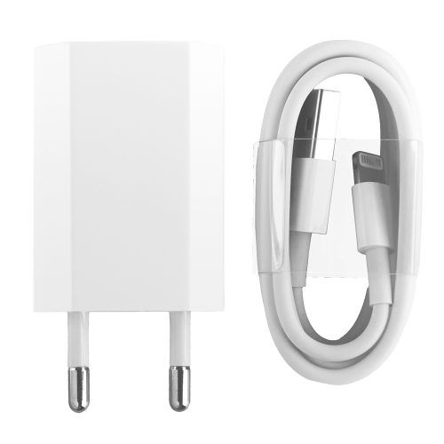 Lightning USB kabel + adapter (voordeelset)