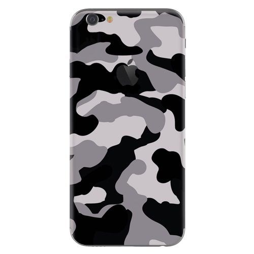 iPhone 6 plus skin camouflage