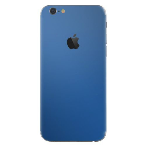 iPhone 6 plus skin delfts blauw