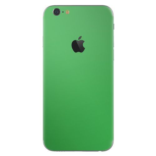 iPhone 6 plus skin groen