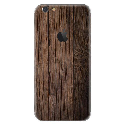 iPhone 6 plus skin hout