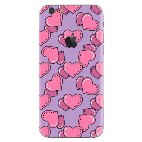 iPhone 6s plus skin harten