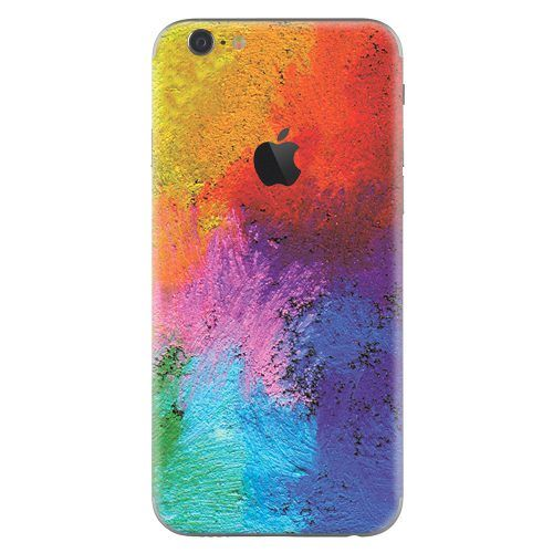 iPhone 6s skin olieverf