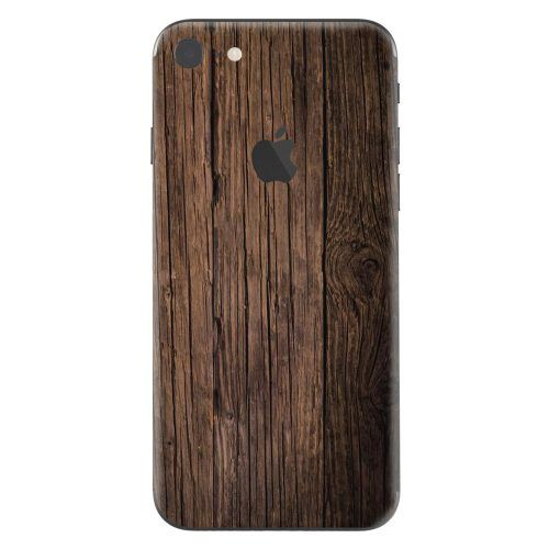 iPhone 8 skin hout