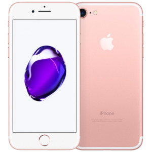 Refurbished iPhone 7 rose goud