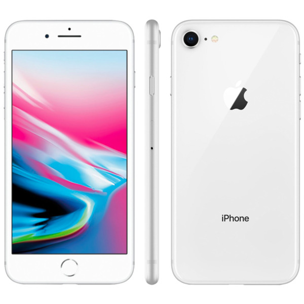 Refurbished iPhone 8 zilver