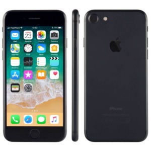 Refurbished iPhone 7 zwart