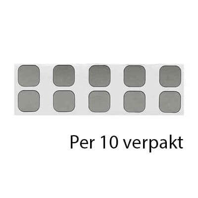 Afbeelding van iPhone 4s home button spacers