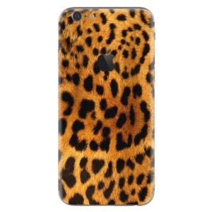 iPhone 6 skin luipaard