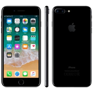 refurbished iphone 7 plus jet black