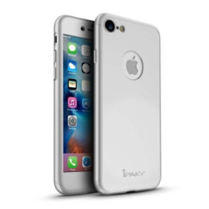 iPacky cover iPhone 8 zilver