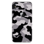 iPhone XS skin camouflage