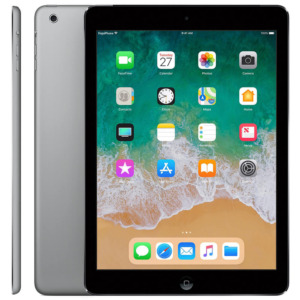 Refurbished iPad air space grey