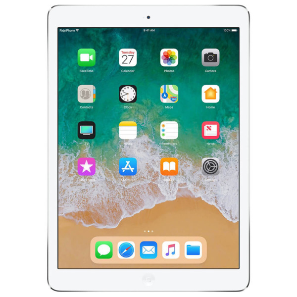 Refurbished iPad air zilver