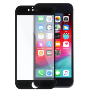 iPhone 6s invisible tempered glass zwart