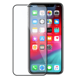 iPhone X Invisible tempered glass