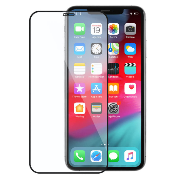 iPhone Xs Max Invisible tempered glass