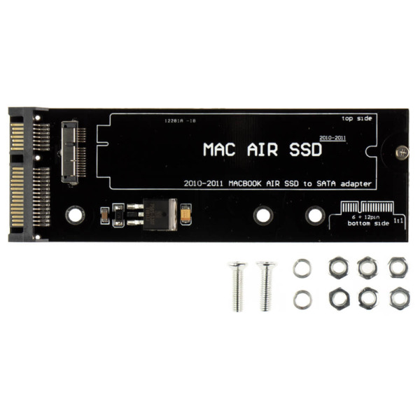 SATA naar SSD adapter macbook 2010 - 2011