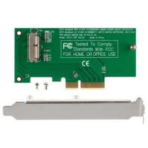 SSD naar PCI-e adapter macbook 2013-2016