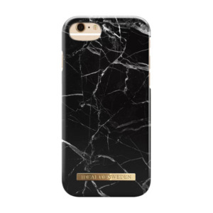 iDeal of Sweden fashion case Marble iPhone 6 zwart