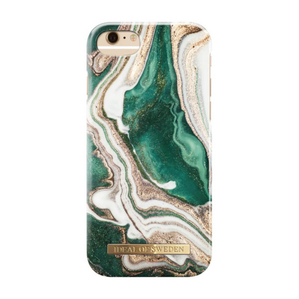 iDeal of Sweden fashion case Jade Marble iPhone 6s goud