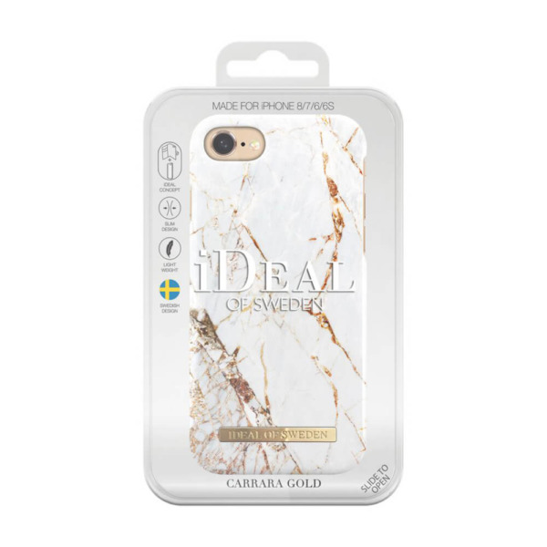 iDeal of Sweden fashion case Carrara iPhone 6s goud